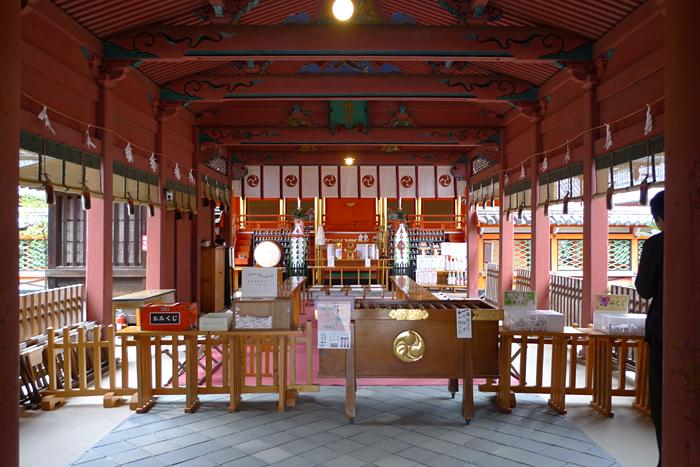 伊豫國の神社  伊佐爾波神社  15