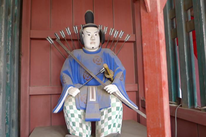 伊豫國の神社  伊佐爾波神社  23
