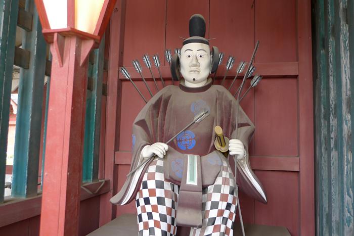 伊豫國の神社  伊佐爾波神社  24