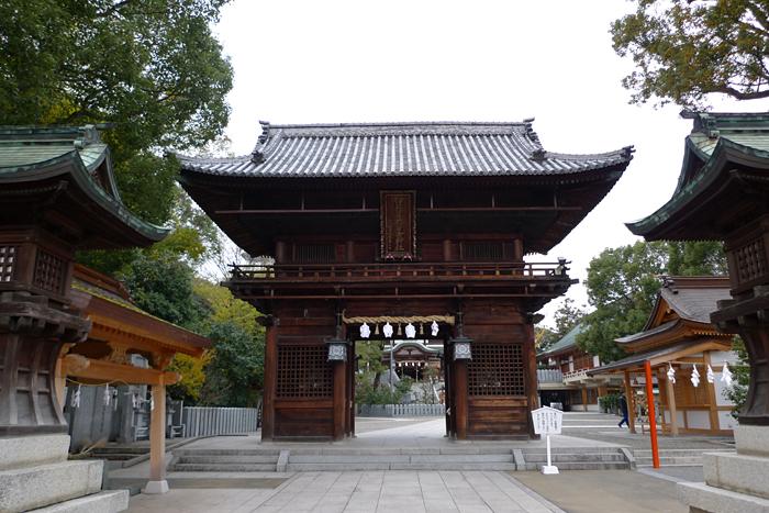 伊豫國の神社  伊豫豆比古命神社 3