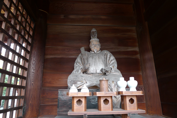 伊豫國の神社  伊豫豆比古命神社 8