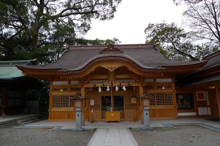 伊豫國の神社  伊豫豆比古命神社 17