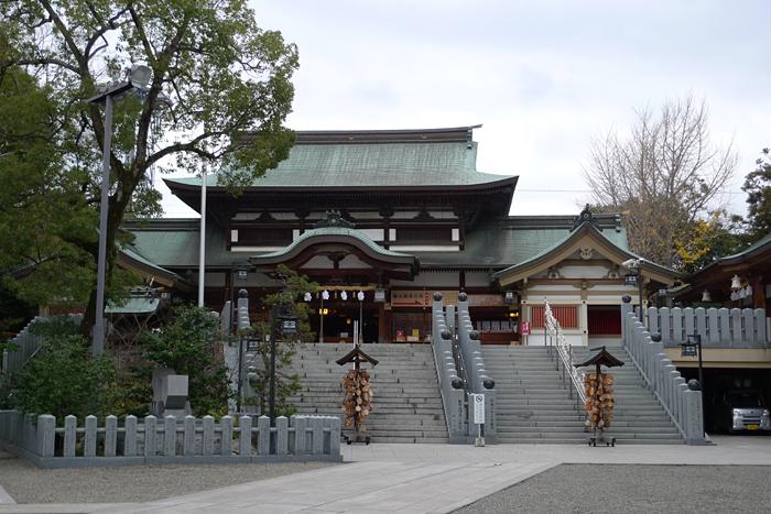 伊豫國の神社  伊豫豆比古命神社 18