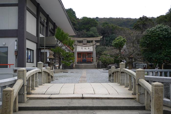 豊後の国の神社  早吸日女神社  4