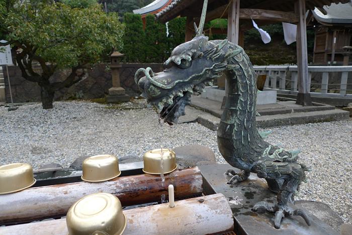 豊後の国の神社  早吸日女神社  7