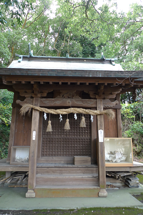 豊後の国の神社  早吸日女神社  11
