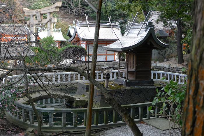 豊後の国の神社  早吸日女神社  13