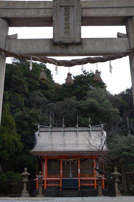 豊後の国の神社  早吸日女神社  14