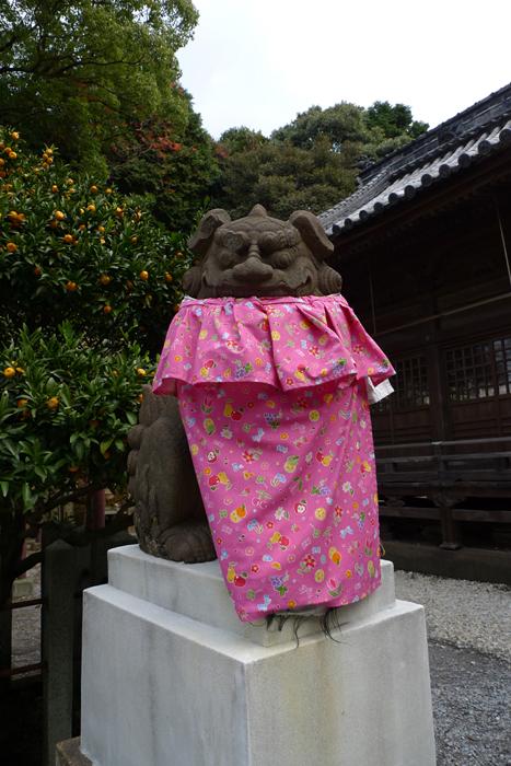 豊後の国の神社  早吸日女神社  18