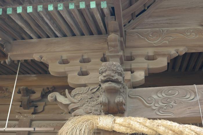 豊後の国の神社  早吸日女神社  22