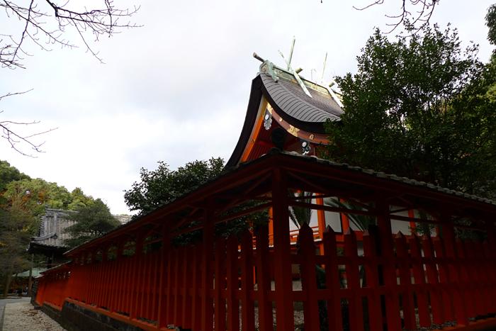 豊後の国の神社  早吸日女神社  27