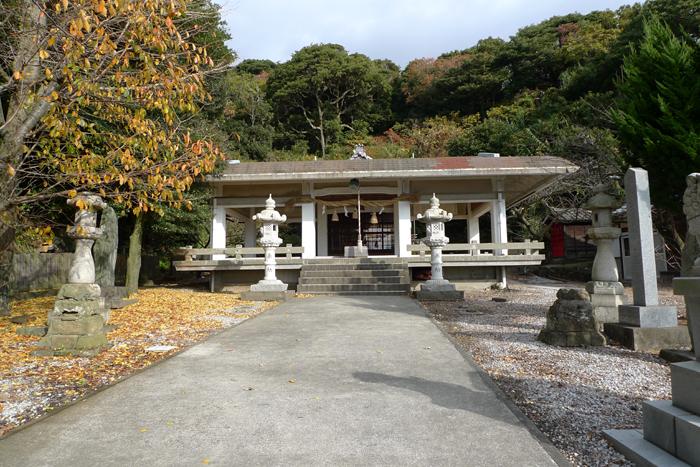 豊後の国の神社  椎根津彦神社  4