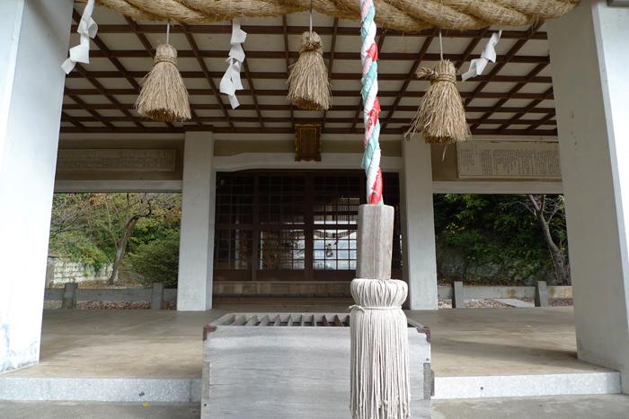 豊後の国の神社  椎根津彦神社  5