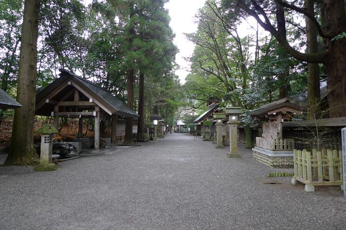 日向の国の神社  天岩戸神社  12