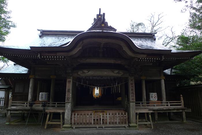日向の国の神社  天岩戸神社  20