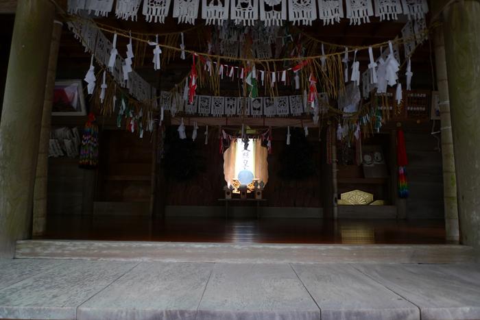 日向の国の神社  天岩戸神社  23