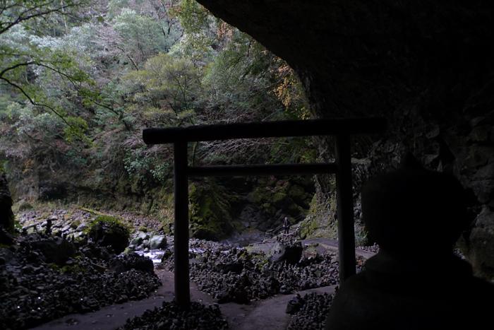 日向の国の神社  天岩戸神社  33