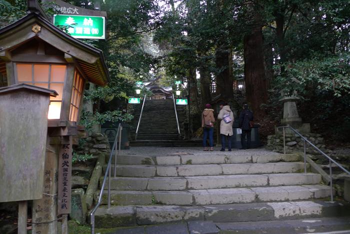 日向の国の神社  高千穂神宮  2