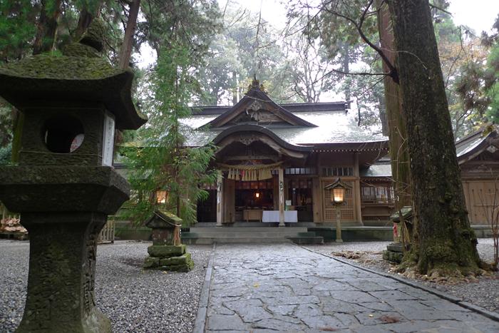 日向の国の神社  高千穂神宮  7