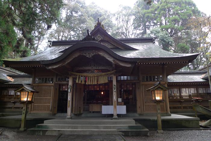 日向の国の神社  高千穂神宮  9