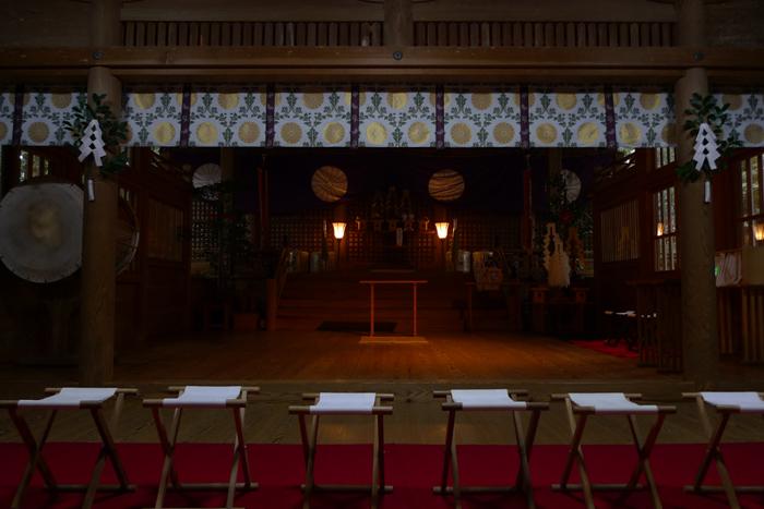日向の国の神社  高千穂神宮  11