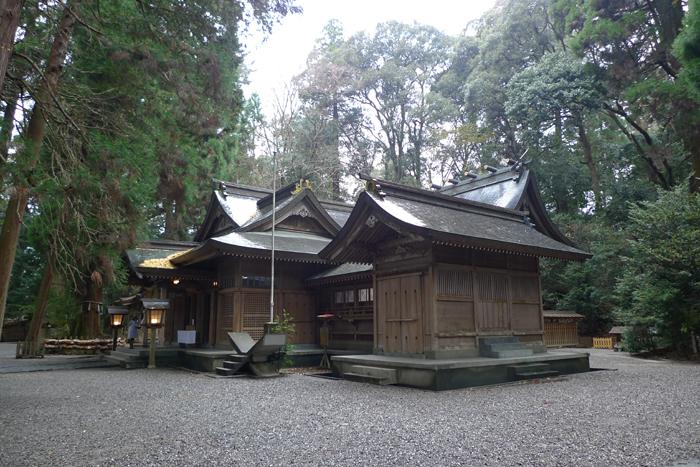 日向の国の神社  高千穂神宮  13