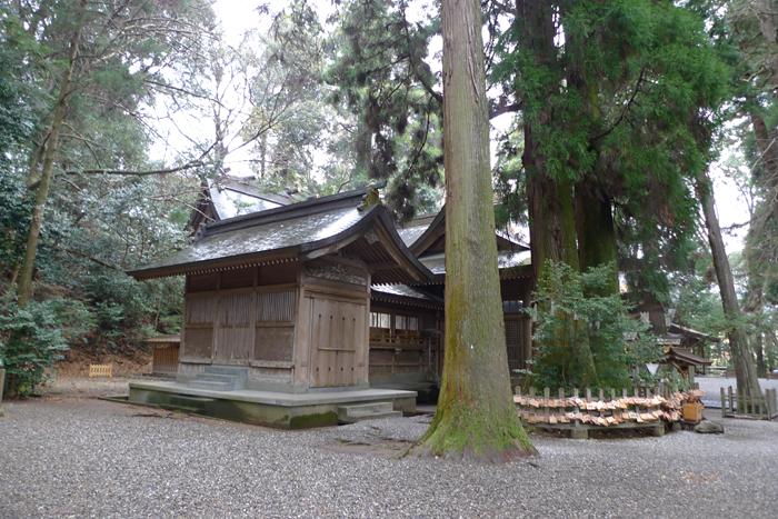 日向の国の神社  高千穂神宮  14