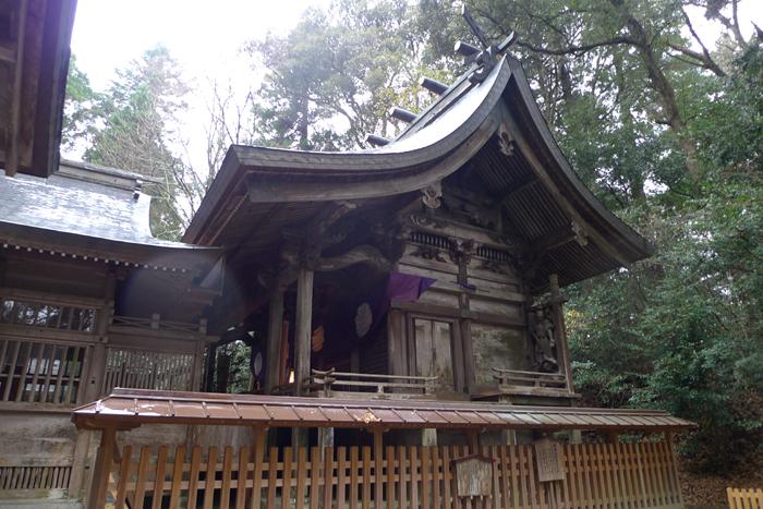 日向の国の神社  高千穂神宮  15