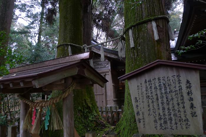 日向の国の神社  高千穂神宮  21