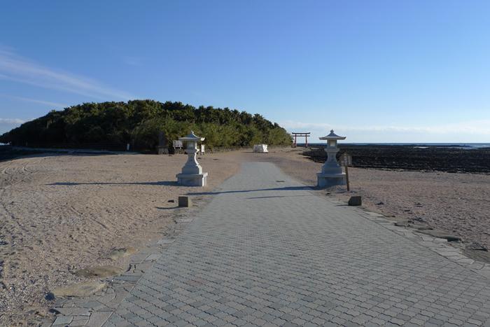 日向の国の神社 青島神社  10
