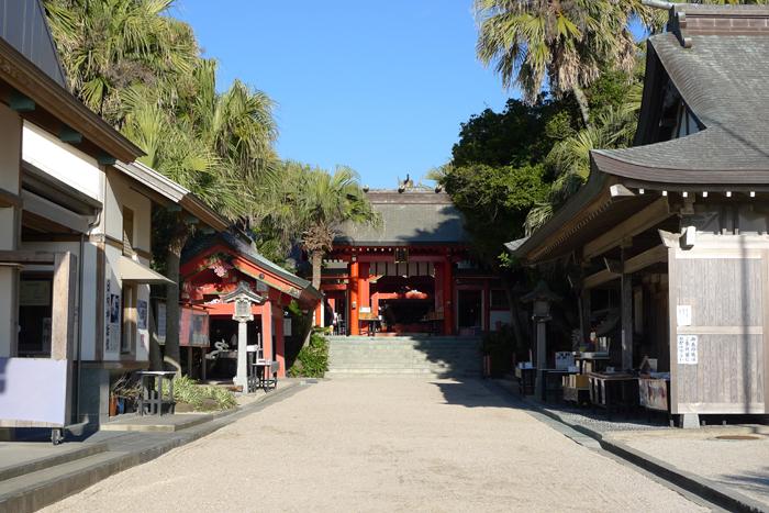 日向の国の神社 青島神社  17