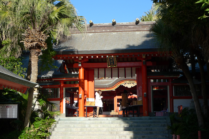 日向の国の神社 青島神社  22