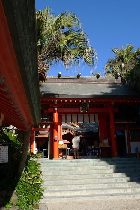 日向の国の神社 青島神社  24