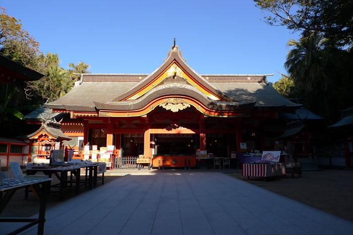 日向の国の神社 青島神社  26