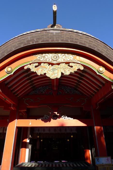 日向の国の神社 青島神社  28