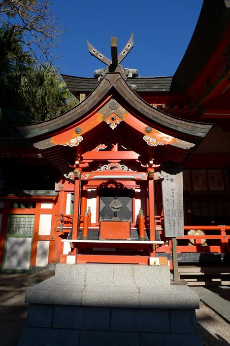 日向の国の神社 青島神社  29
