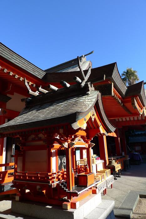 日向の国の神社 青島神社  33