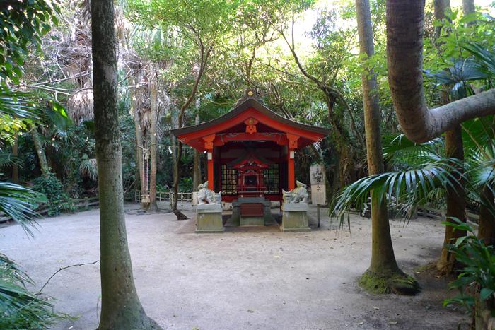 日向の国の神社 青島神社  35