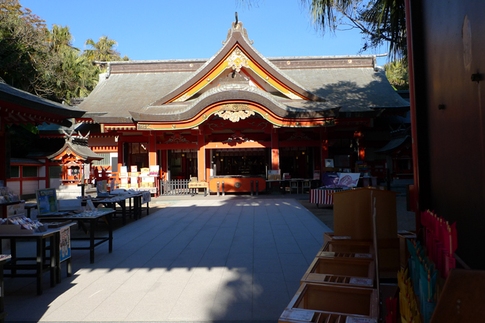 日向の国の神社 青島神社  27