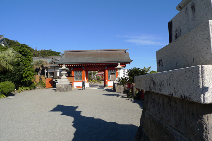 日向の国の神社 鵜戸神宮  2
