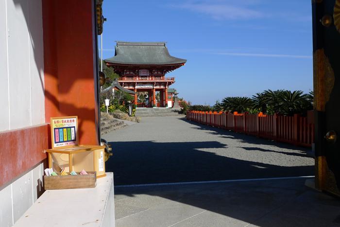 日向の国の神社 鵜戸神宮  4