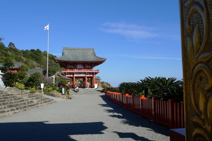 日向の国の神社 鵜戸神宮  5