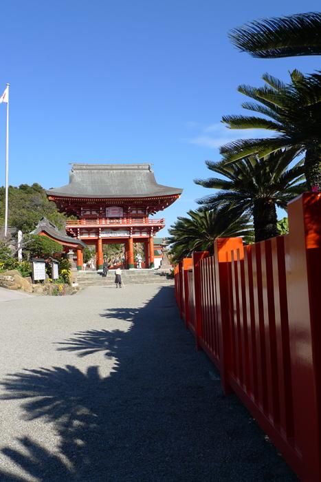 日向の国の神社 鵜戸神宮  6