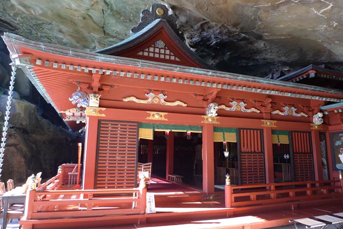 日向の国の神社 鵜戸神宮  24