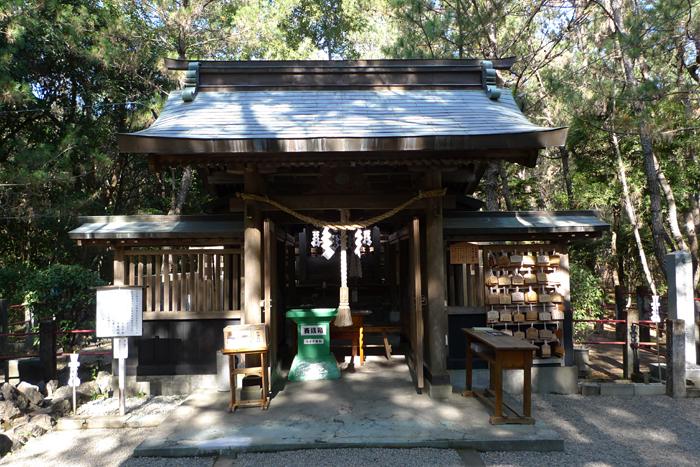日向の国の神社 みそぎ御殿  3
