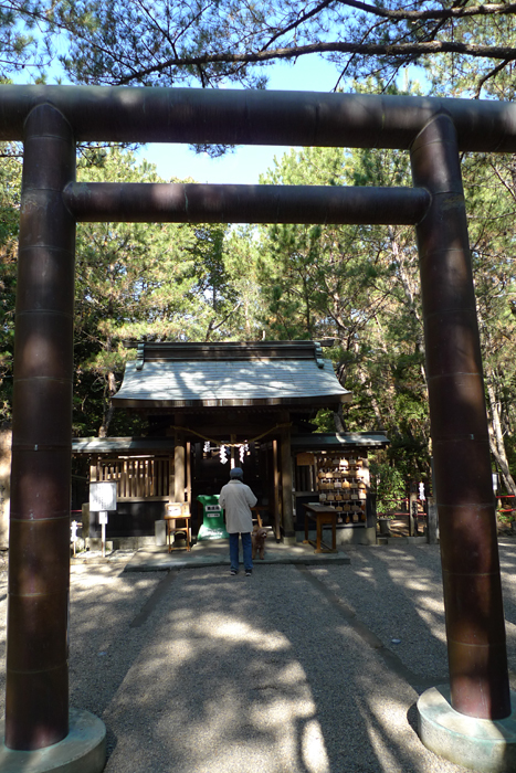 日向の国の神社 みそぎ御殿  5