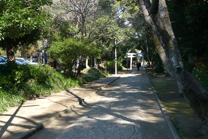 日向の国の神社 江田神社  3