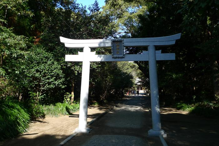 日向の国の神社 江田神社  4