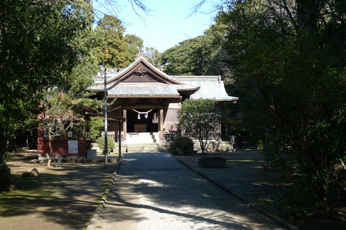 日向の国の神社 江田神社  6