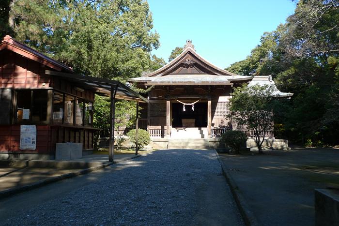 日向の国の神社 江田神社  7
